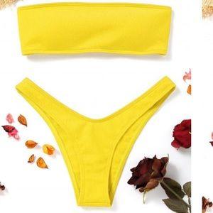 Other - Yellow Two Piece Bikini 💛